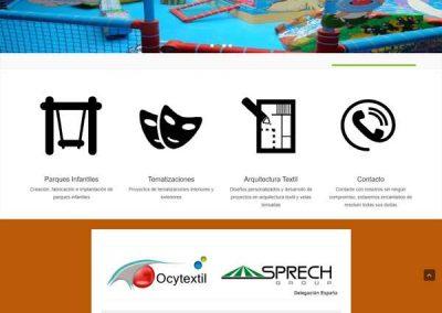web Autoescuela Jorge - Desarrollada por proyecto Digital en Lanzarote