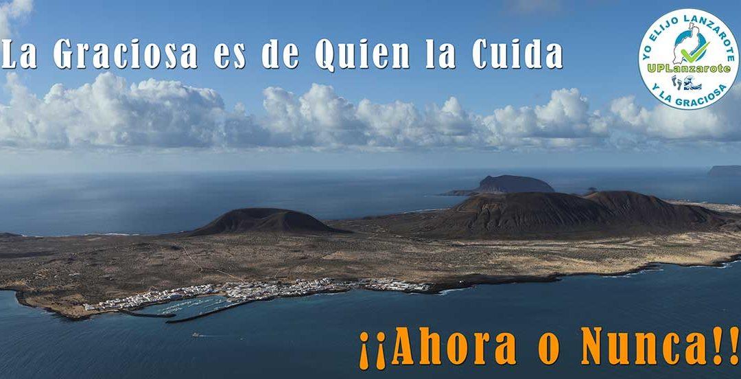 Diseño de Publicidad Gráfica y Campañas para Unidos Por Lanzarote